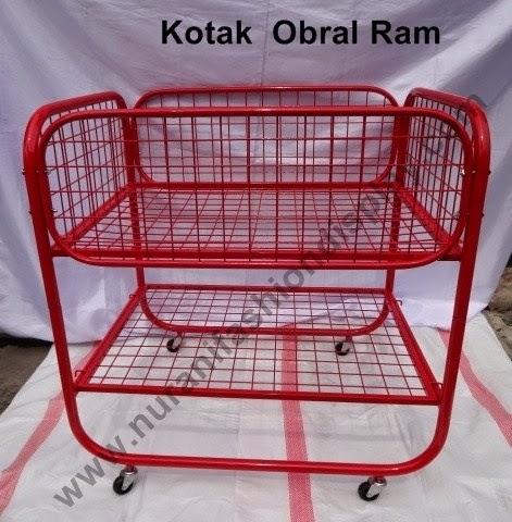 Box Obral / Kotak Obral