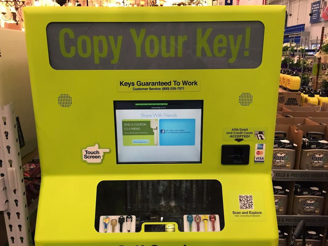 Home Depot Key Copy >> How To Make A Duplicate Key S The Easy Way At Home With
