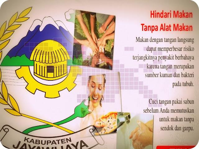 RSUD Jayawijaya Ajak Warga Perangi Penyakit Tipes