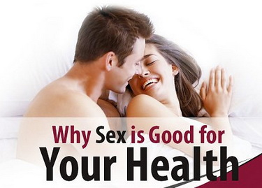 Is sex good for health