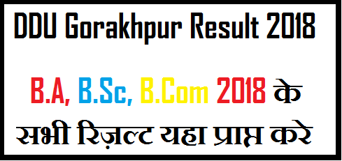 ddu result 2017-18
