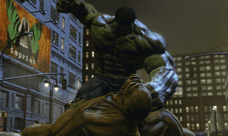 تحميل لعبة الرجل الاخضر The Incredible Hulk للكمبيوتر برابط مباشر