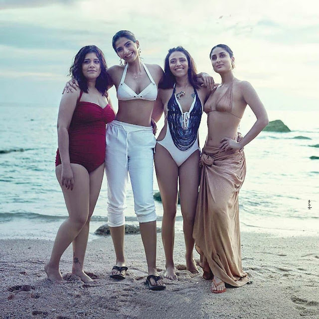 Veere Di Wedding Girl Gang's Hottest Avtaar