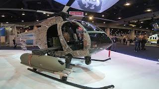 Helikopter  MD 530G Malaysia