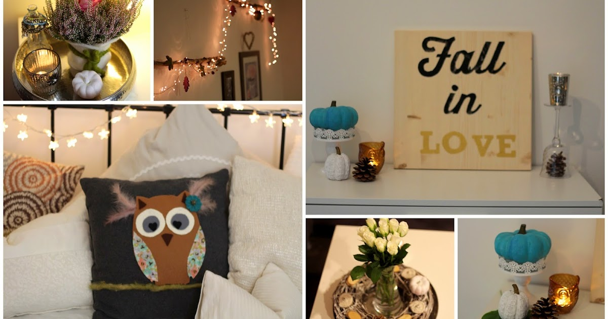 misstipsforyou on blog 7 DIY RAUMDEKO  IDEEN HERBST 2014♡