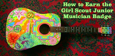 How to Earn the Girl Scout Junior Musician Badge (Agent of Change) Complete meeting plans to make earning this badge so much easier for you!