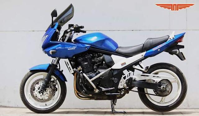 tnt motorcycles Suzuki Bandit 1250