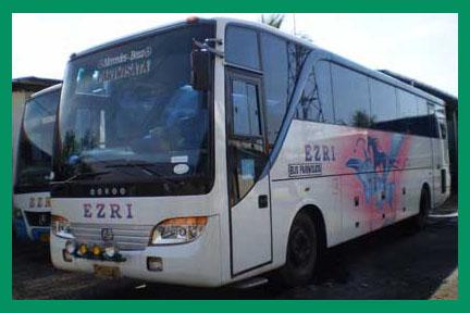 Agen Bus Ezri Cari Agen Bus
