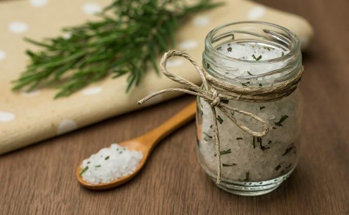 Sal de ervas: menos sódio, mais saúde e sabor para seus pratos