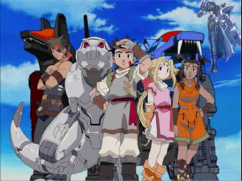 Zoids Chaotic Century Subtitle Indonesia 1 67 Complete