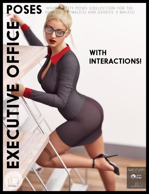 i13 Executive Poses