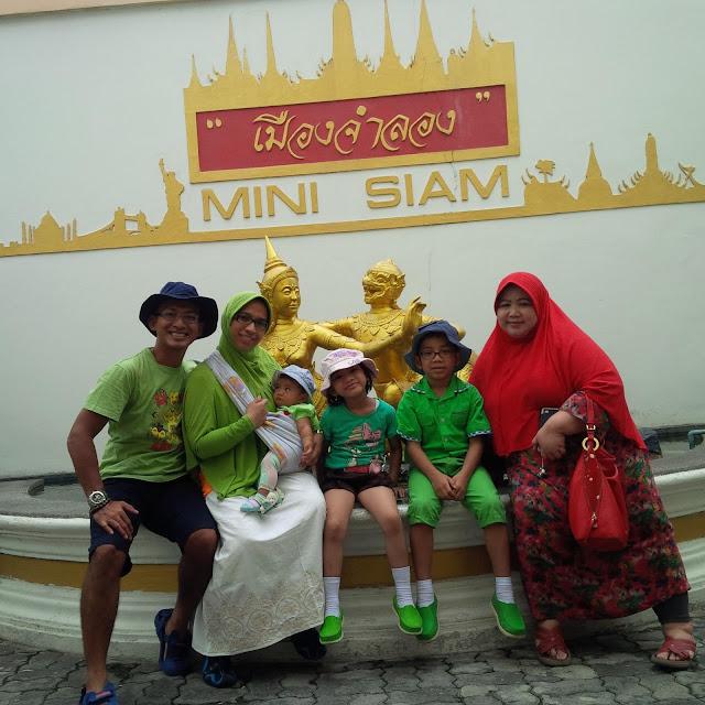Bersantai-santai: Thailand : 6 Hari Jalan Sekeluarga Ke