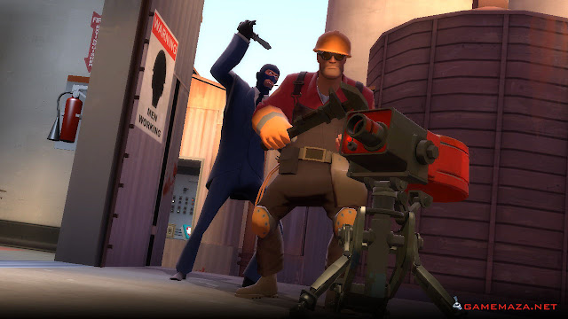 Team Fortress 2 Gameplay Screenshot 1