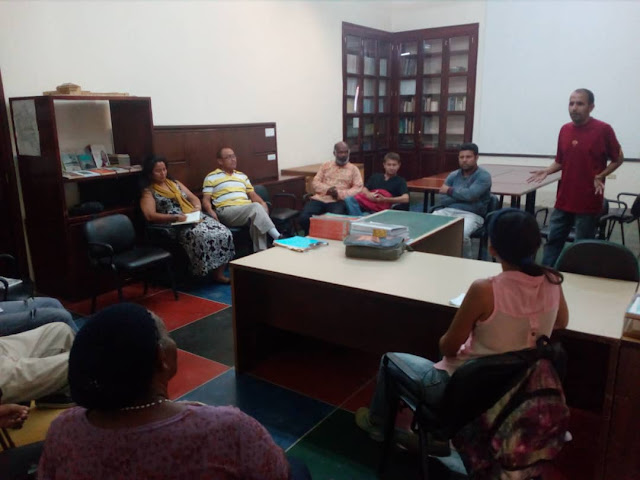 Movimiento Gayones promueve el encuentro entre revolucionarios en el estado Falcon