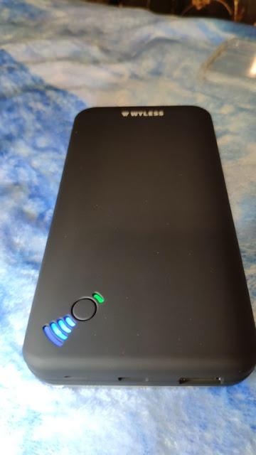 Wyless Power Juice H8 吸盤式無線充電行動電源, 用過無線充電真的會迷上