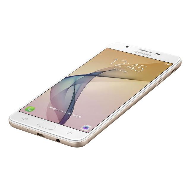 Smartphone Samsung Galaxy J7 Prime Duos Dourado com Câmera 13MP, Leitor Biométrico, Android 6.0