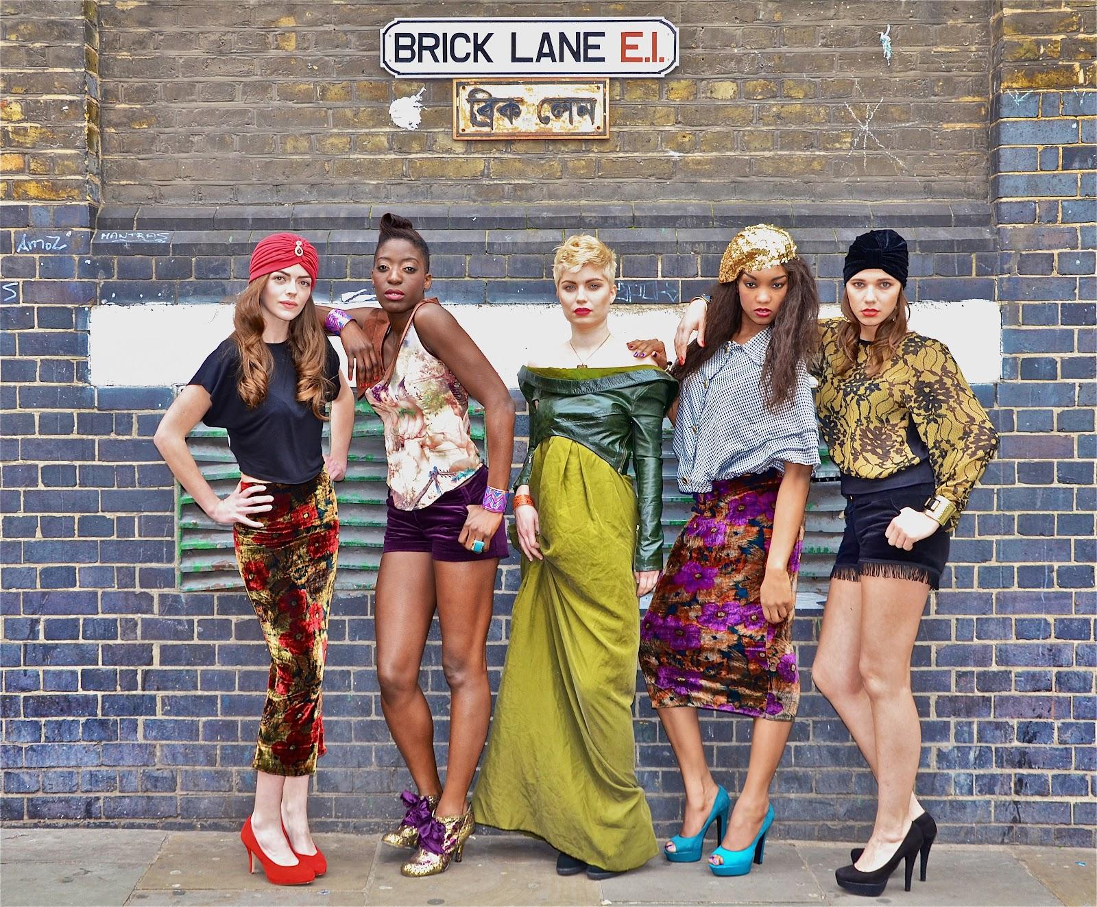 Fashion Show La Brick Lane Style Of A London Tall Girl