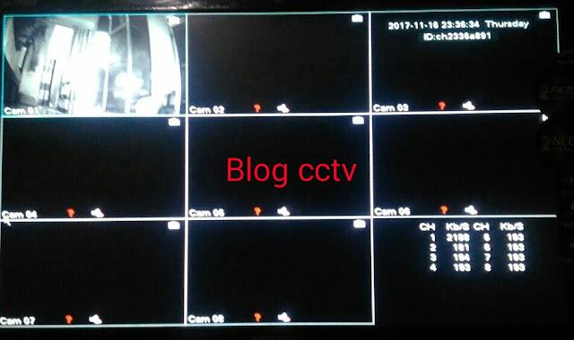 Cara Setting CCTV Agar Gambar Yang Diperlihatkan Berkualitas