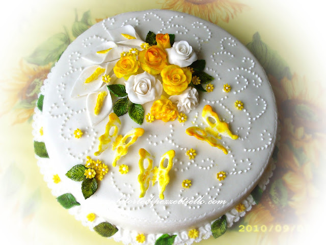 (PDZ-SAP) Romantic Cake!!