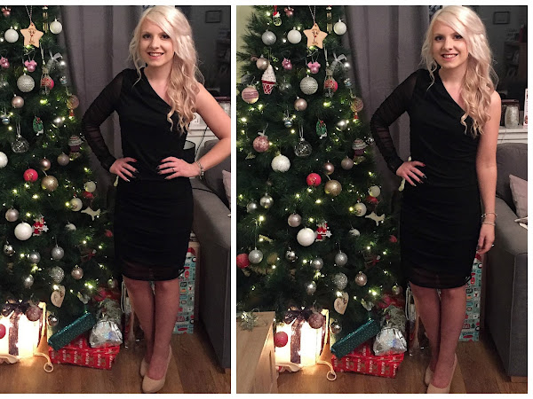 Outfit of the Night | Works Christmas Dinner