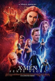 Baixar X-Men – Fênix Negra Torrent (2019) HD 720p Dublado / Legendado