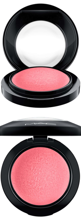 M·A·C Cosmetics Mineralize Blush in Happy-Go-Rosy