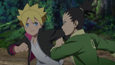 Boruto: Naruto Next Generations 6 sub español online