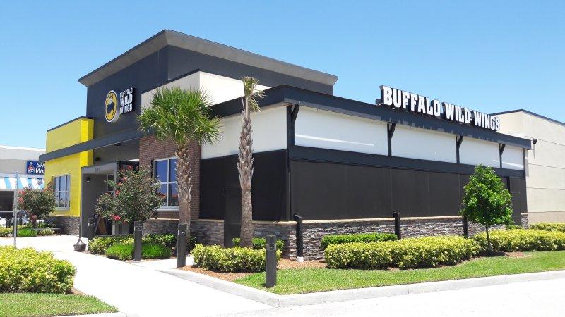 Buffalo Wild Wings, Viera, FL