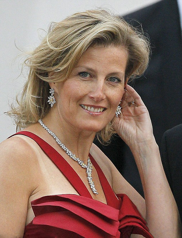 Royal Family Around The World Sophie Countess Of Wessex