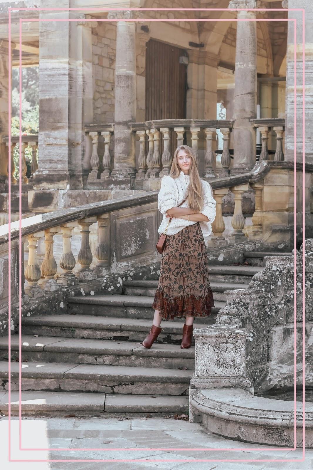 Fashion Blog Neutral Colours Tan Brown Styling