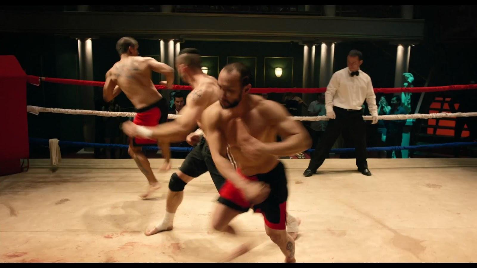 Boyka: Invicto 4 (2016) HD 1080p Español Latino – Ingles captura 3
