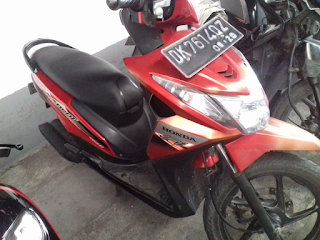 Jual Beli Motor Second Denpasar Bali