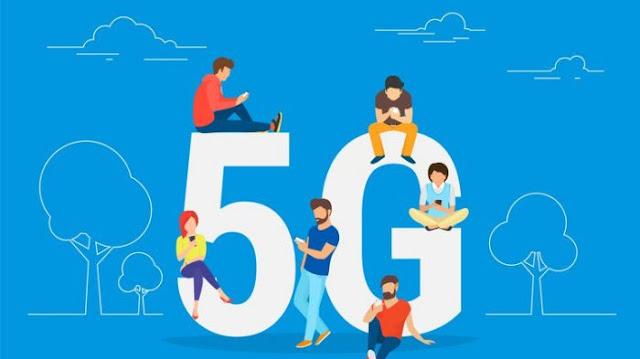 kabar bangga buat kita semuanya risikonya  WOW! Akhirnya Tekonlogi 5G Resmi di Operasikan di Indonesia