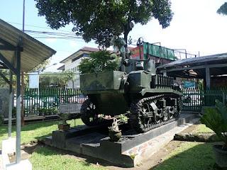 Museum Pusat TNI AD Wiratama Yogyakarta