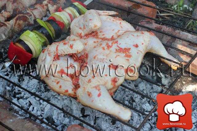 рецепт курицы пири-пири пошаговые фото