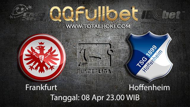 BOLA88 - PREDIKSI TARUHAN BOLA FRANKFURT VS HOFFENHEIM 8 APRIL 2018 ( GERMAN BUNDESLIGA )