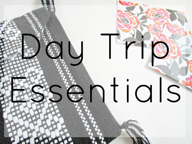 Day Trip Essentials from Courtney's Little Things
