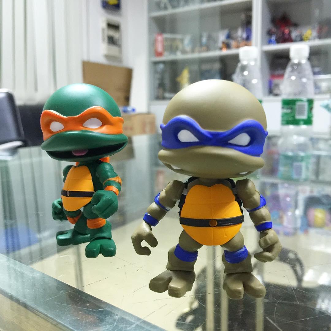 NickALive!: List Of Nickelodeon Comic-Con International ...Nickelodeon Ninja Turtles Toys