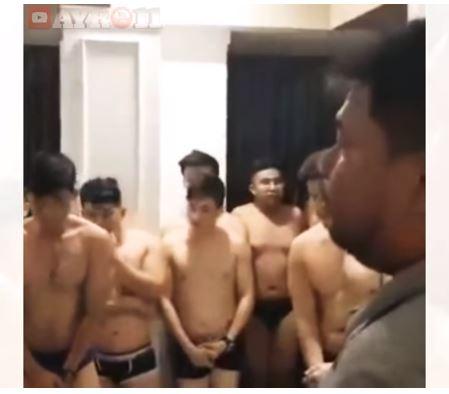 Menduda Karena di Tinggal Istri Ke Luar Kota, Entong Ini Nekat Party Sex Sesama Jenis