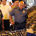 LOOK: Hundreds of Firearms Surrendered to President Duterte During Ozamiz Visit Today