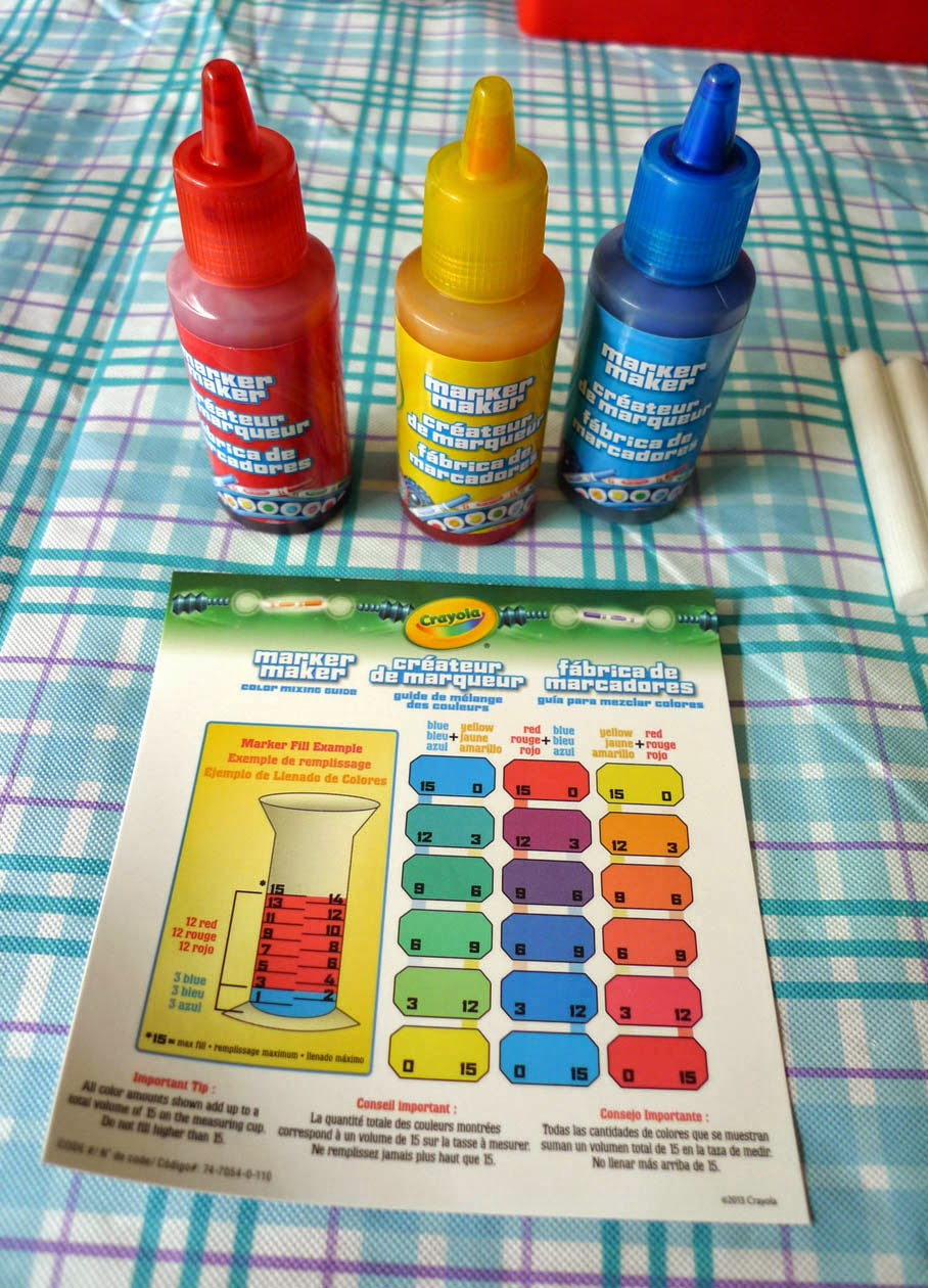 MrsMommyHolic: Make your own colors with the Crayola ...