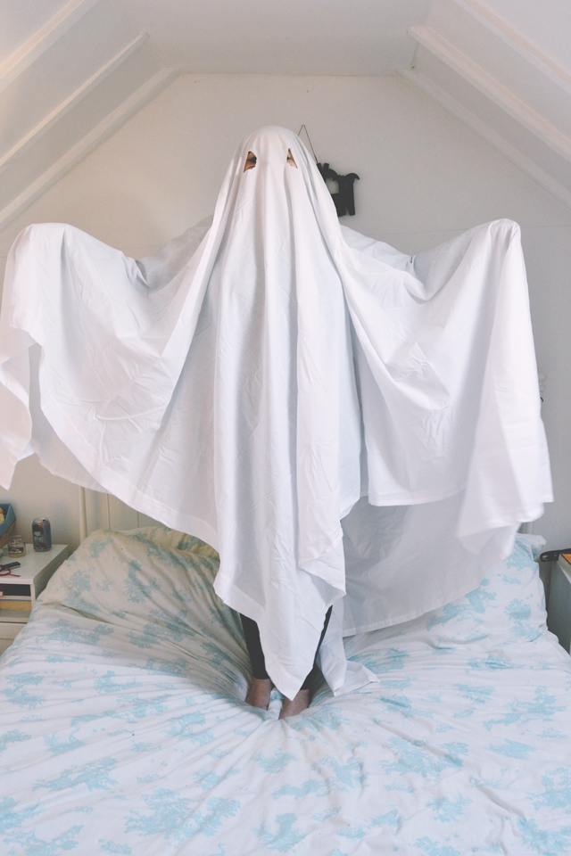 Ghost Halloween Costume