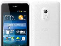 Cara mengatasi Acer Liquid Z200 Bootloop dengan flash ulang
