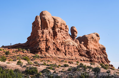 拱門國家公園, Arches National Park, Windows Section