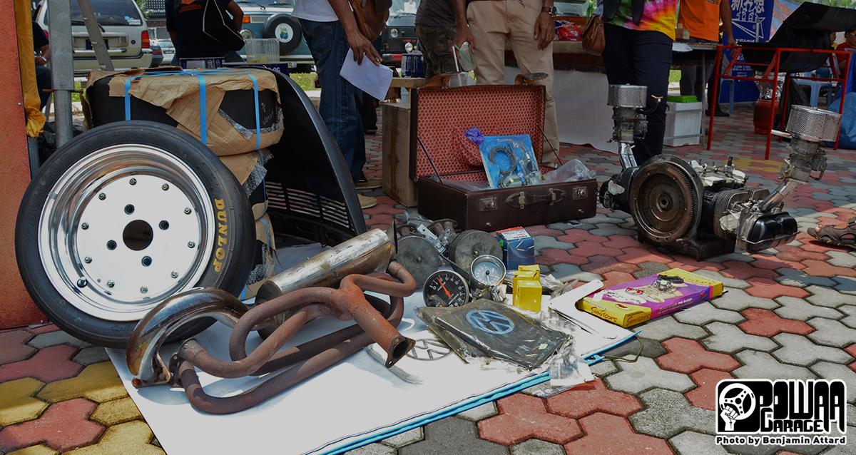POWAA Garage: Beetle Spotting - Volksjohore VW Jamboree 2014