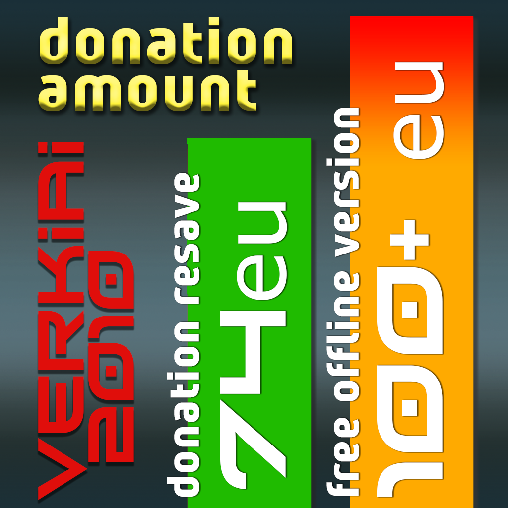 Verkiai donation progress