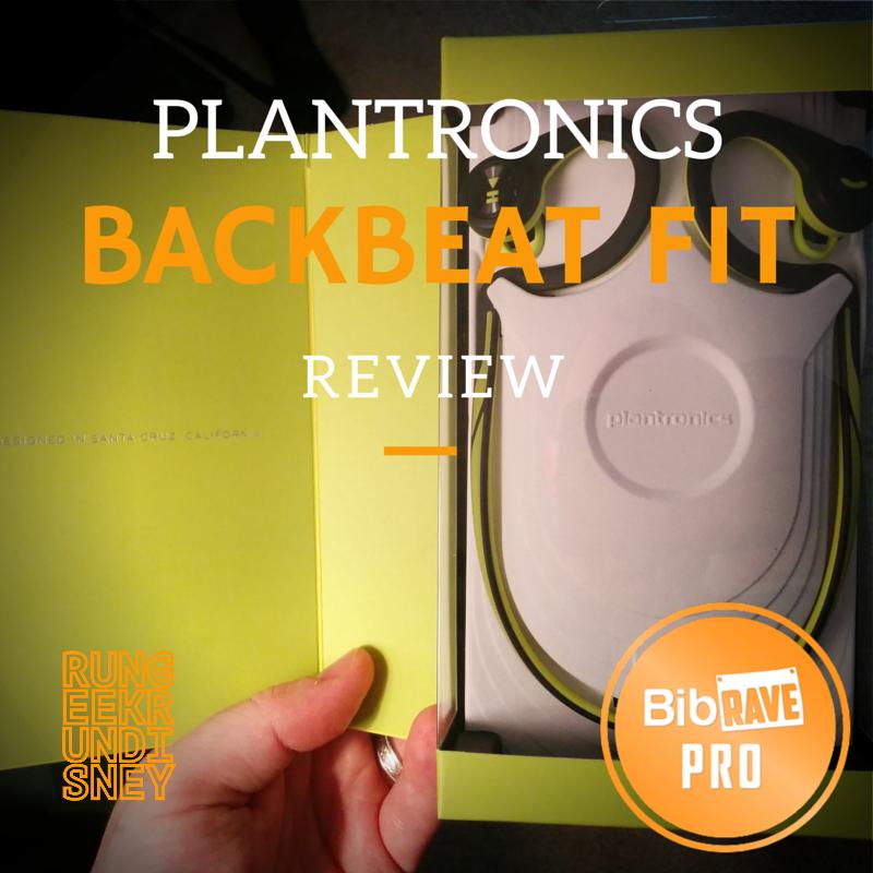 Plantronics BackBeat FIT Review | BibRavePro ~ run  geek  run(disney)
