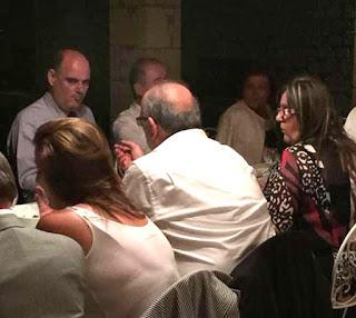 """Καστοριά: Γεύμα στο """"Κτήμα Κελάρι"""" χωρίς τον Αντώνη Σαμαρά (φωτο)"""