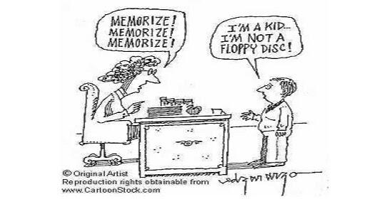 Maths-2u: Math Lovers Hate Memorization?