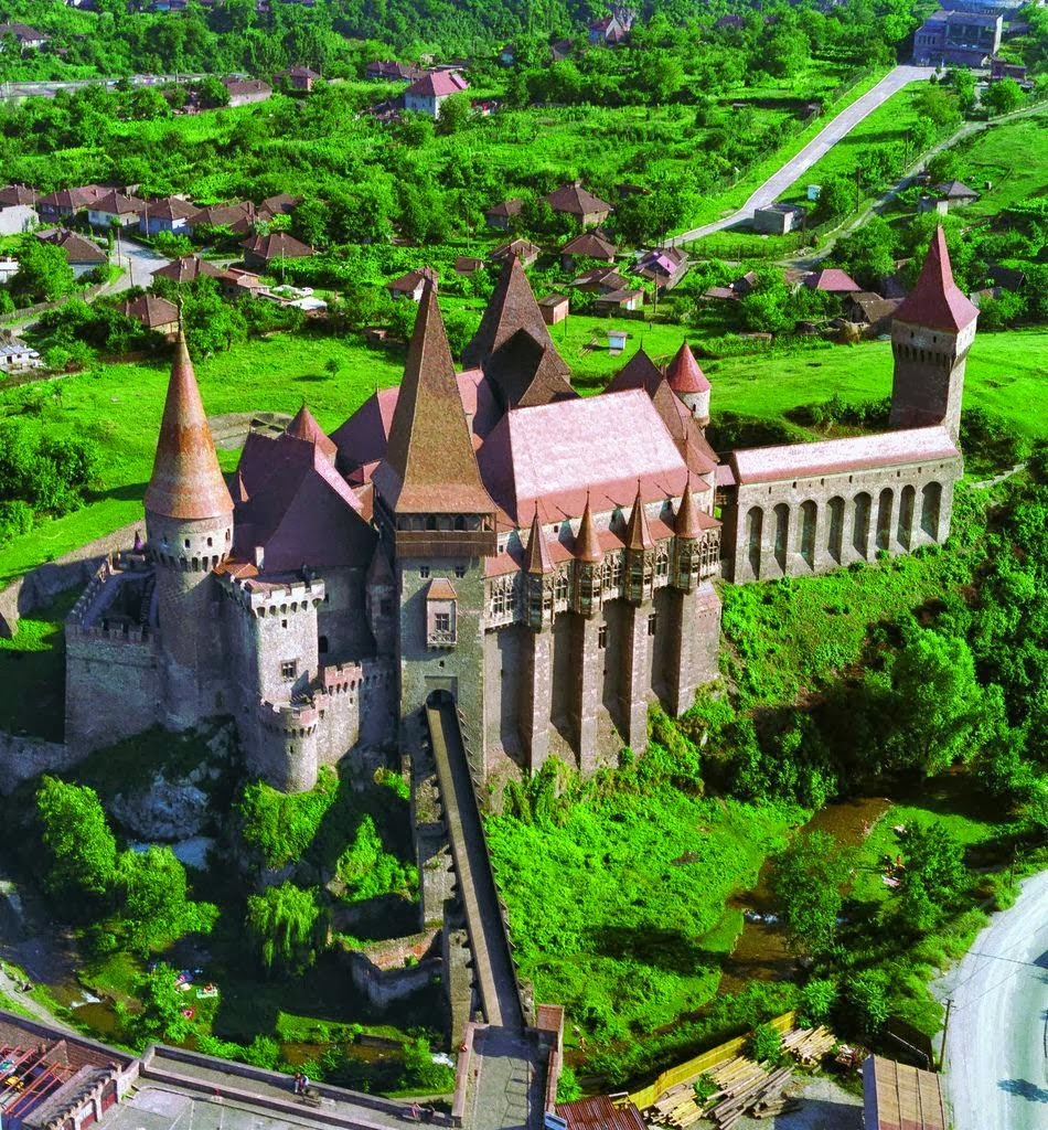 Travel one of the largest castles in Europe